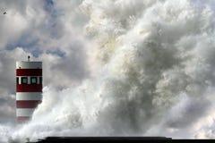 Onda tormentoso Imagem de Stock Royalty Free