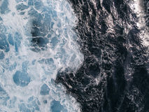 Ondas 02 do mar Foto de Stock