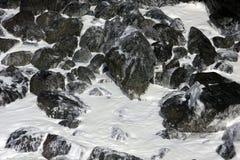 Ondas da água Imagem de Stock Royalty Free