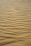 Ondas da areia Imagem de Stock