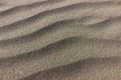 Ondas da areia Fotografia de Stock Royalty Free