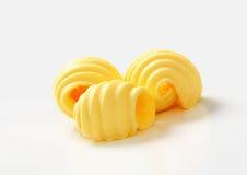 Ondas da manteiga fotos de stock