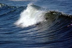 Ondas da praia Fotografia de Stock Royalty Free
