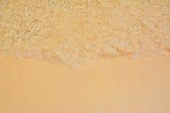 Ondas da praia Imagem de Stock Royalty Free