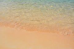 Ondas da praia Foto de Stock