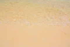 Ondas da praia Imagem de Stock