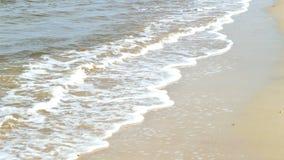 Ondas da praia de Florida Imagem de Stock Royalty Free