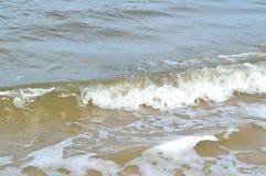 Ondas da praia de Florida Imagens de Stock Royalty Free