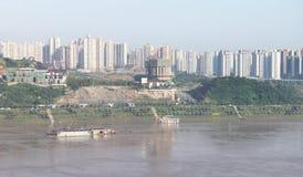 Ondas da urbanização Fotos de Stock