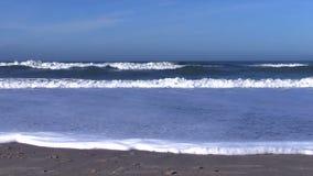Ondas de la marea del mar de Nord