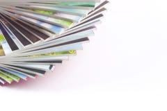 Ondas de los libros Imágenes de archivo libres de regalías