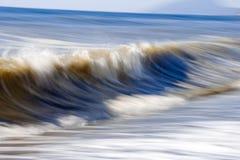 Ondas de océano Foto de archivo libre de regalías