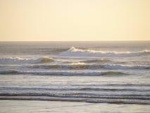 Ondas de océano Imagen de archivo libre de regalías