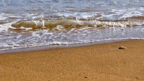 Ondas de océano foto de archivo