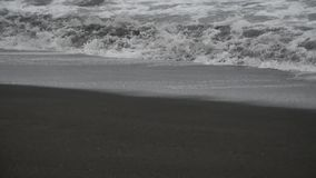 Ondas de océano almacen de metraje de vídeo
