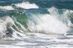Ondas de oceano Fotos de Stock