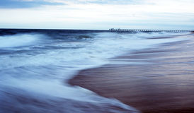 Ondas de oceano Imagens de Stock Royalty Free