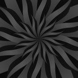 Ondas de papel do sumário dos desenhos animados da arte O papel cinzela o fundo Molde moderno do projeto do origâmi Ilustração do Fotografia de Stock Royalty Free