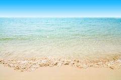Ondas del mar imagen de archivo libre de regalías