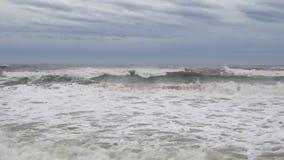 Ondas del mar metrajes