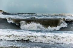 Ondas del mar Fotografía de archivo libre de regalías
