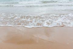 Ondas del mar Fotografía de archivo