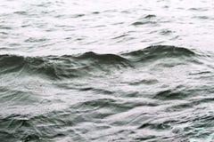 Ondas del mar Fotos de archivo libres de regalías