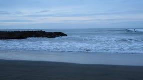 Ondas del mar Fotos de archivo