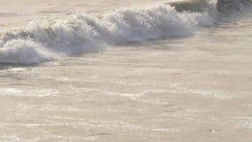 Ondas del Océano Pacífico metrajes