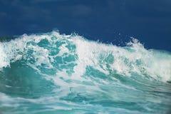 Ondas do mar Foto de Stock