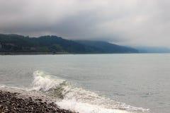 Ondas do mar Fotografia de Stock