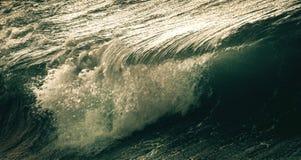 Ondas do mar Fotos de Stock