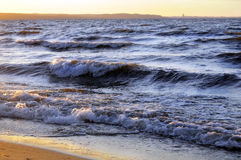 Ondas do mar Foto de Stock Royalty Free