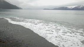 Ondas e marés em Alaska filme