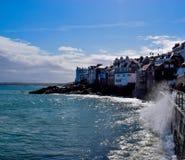 Ondas em St Ives Foto de Stock