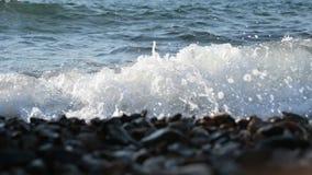 Ondas en la costa metrajes
