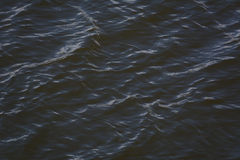 Ondas na água Foto de Stock Royalty Free