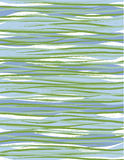Ondas onduladas de Stripes_Cool Fotos de archivo