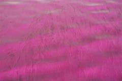 Ondas púrpuras Fotografía de archivo libre de regalías