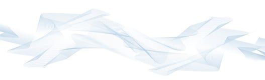Onde bleu-clair illustration de vecteur