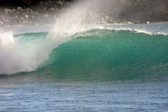 Onde bleue images stock