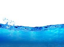 Onde d'eau illustration libre de droits