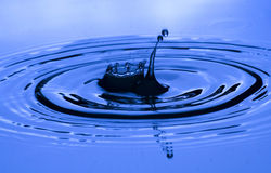 Onde d'eau Photo stock