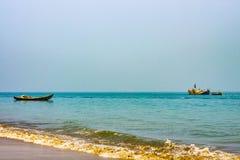Onde de la mer Photo libre de droits