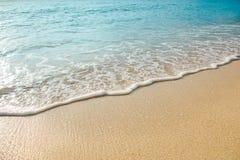 Onde de la mer Photographie stock
