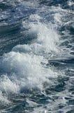 Onde de mer photographie stock