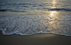 Onde de mer Image libre de droits