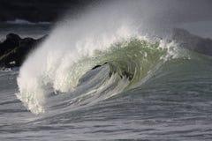onde de rupture Image stock