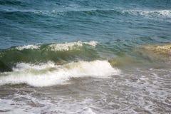 Onde del mare immagini stock libere da diritti