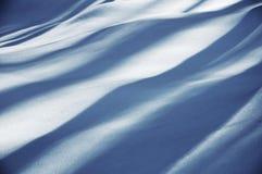 Onde della neve Fotografie Stock